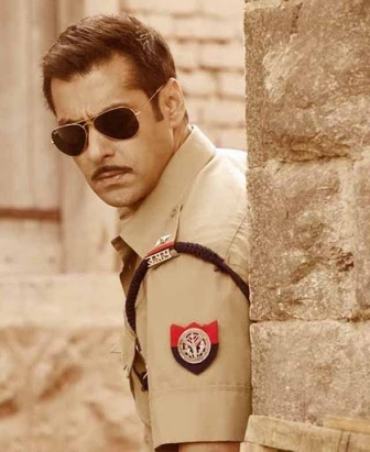 Salman in Dabangg - I'll be the first to admit that I wasn't as impressed by