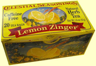 Original Lemon Zinger box