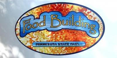 Food Building sign