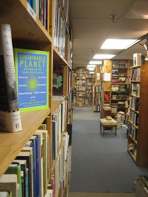 Basement of the Book House