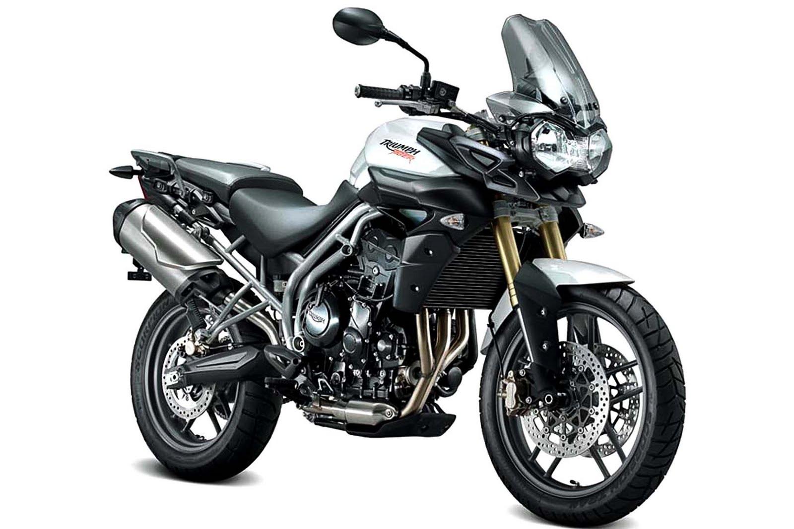 Triumph 800xc 2011
