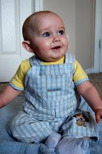 Evan 7 Months