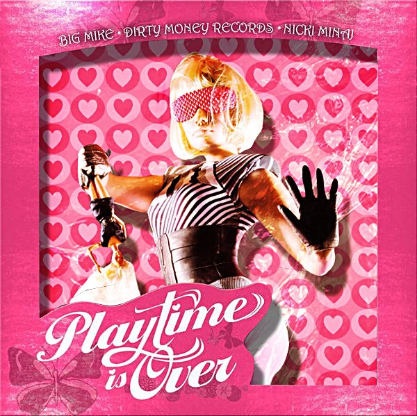 nicki minaj playtime is over mp3