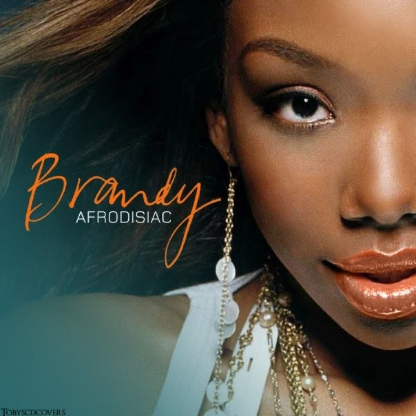 COVERSPACE: Brandy - Afrodisiac (Fanmade Album Covers)