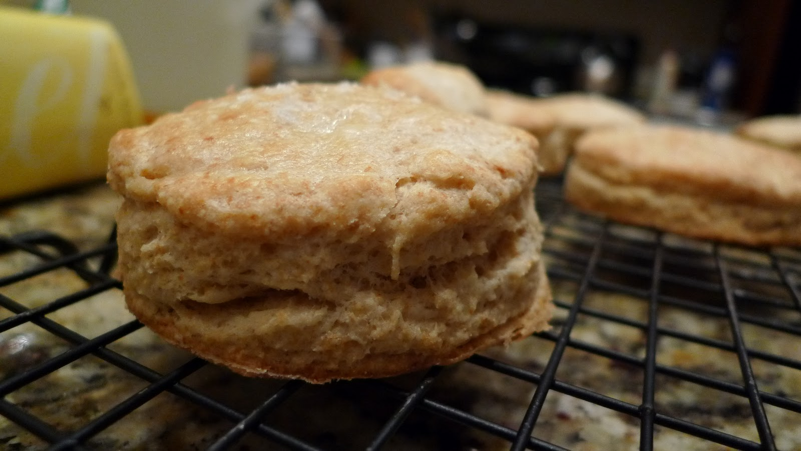 Ham and Chutney Biscuits picture