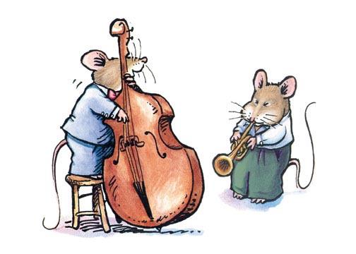 Jazz Mice