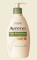 Suddenly Frugal Seal of Approval: Aveeno Daily Moisturizer with SPF