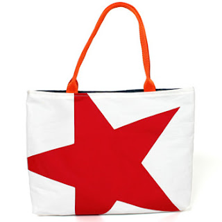 Sail cloth bag