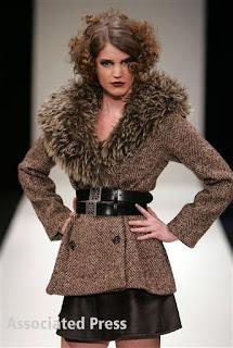 Ana Salazar coat