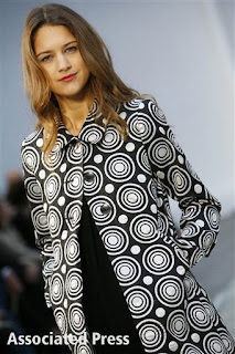Agnes B coat