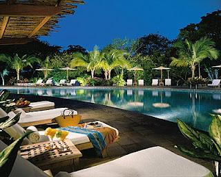 Pool at Four Seasons Costa Rica at Peninsula Papagayo