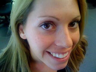 Jacqui's eyelash extensions