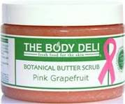 Pink Grapefruit Botanical Butter Scrub