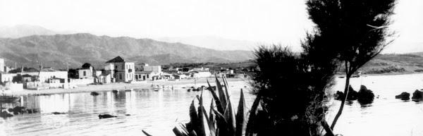 Ο γενέθλιος τόπος της πoιήτριας (Χανιά, 1926)