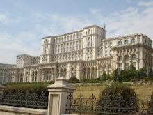 Casa Poporului (Palacio do Parlamento), em Bucareste, Romenia