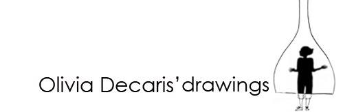 Olivia's drawings