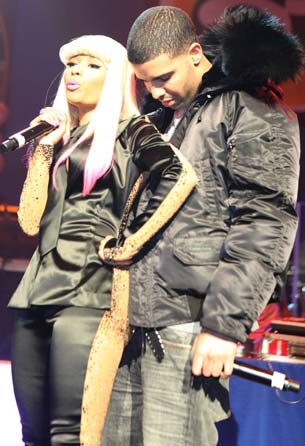 nicki minaj and drake married. Nicki Minaj And Drake Married