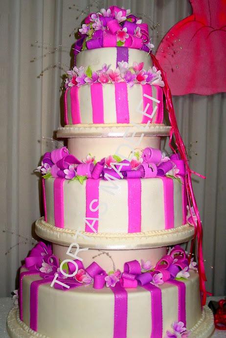 torta quinceñera