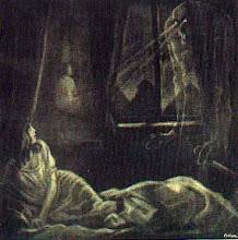 Peinture Nosferatu 1