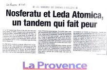 LE CLAP Les mirroirs du Cinéma La Provence 2005