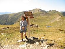 La solitudine dell'alta montagna