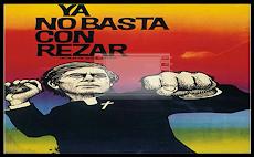 """Aldo Francia: """"Ya no basta con rezar""""."""