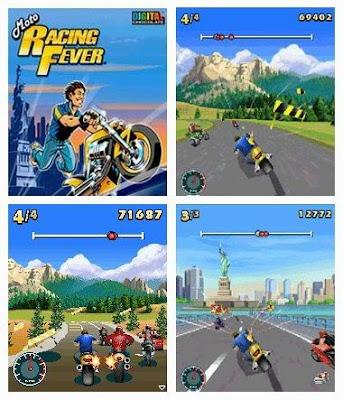 Mini Game Moto Racer Portable PC Game