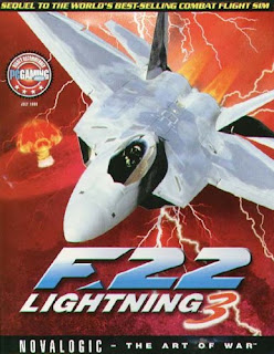 Portable Game F22 : Lightning 3 Download