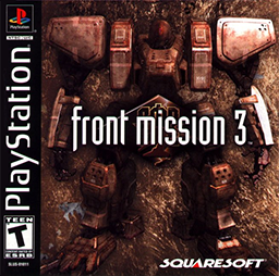 Front Mission PS1 Free Download