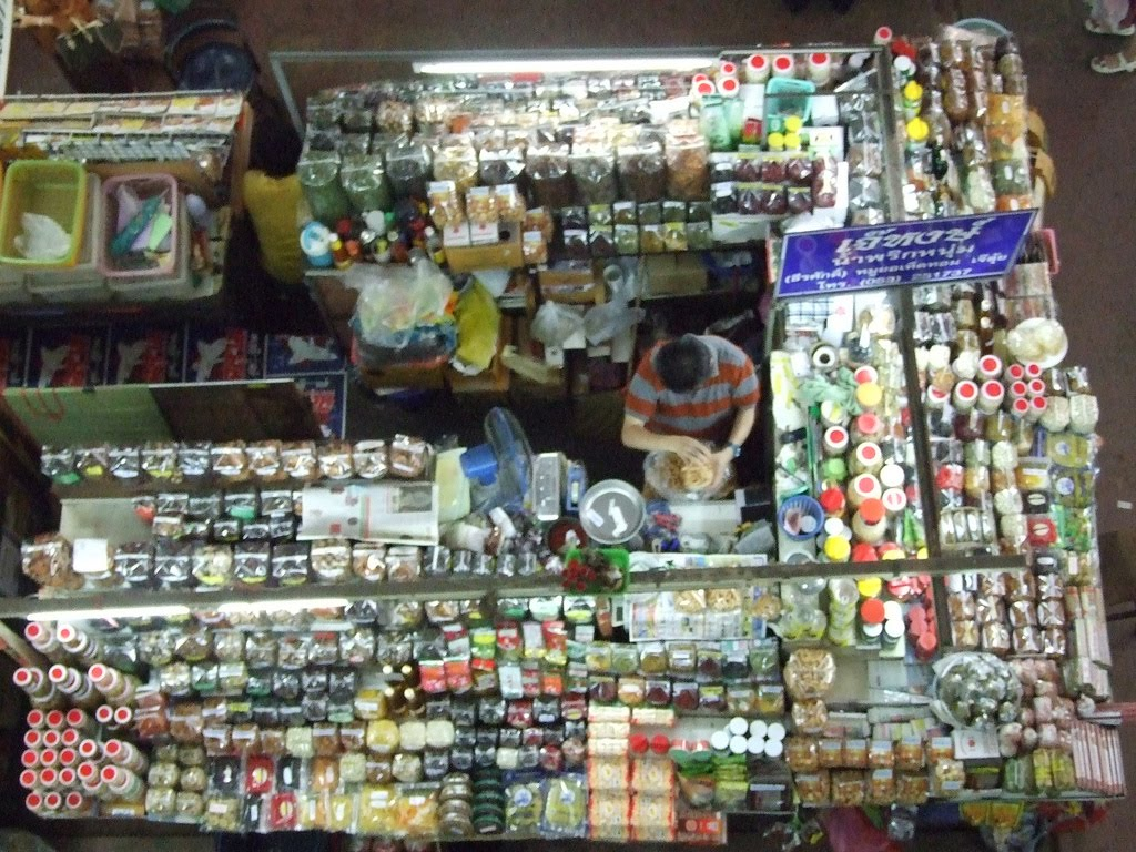 Travel to Lanna ล้านนา: Chiang Mai Markets and Walking Streets