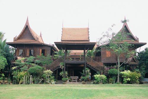 My krung thep bangkok bangkok homestays and for Thailand houses pictures