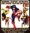 Heróis Marvel - Antigo