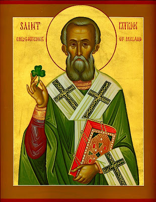 St. Patrick may have driven the snakes from Ireland but now they are back.