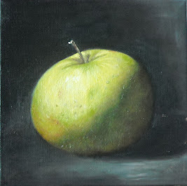 Study of green apple