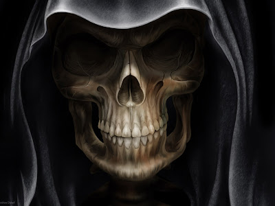 dark angel wallpaper. Dark Angel - Skull