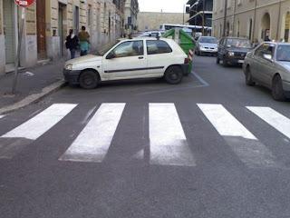 Zebre impazzite avvistate all'Esquilino
