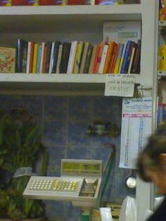 Bookcrossing dal fruttarolo