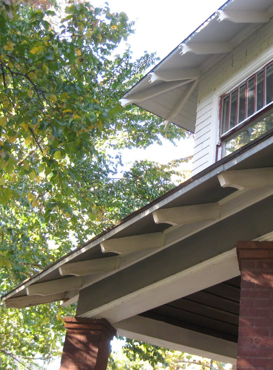 Japanese decorative rafter tails ask home design for Decorative rafter tails