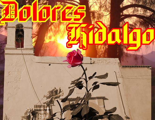 Dolores Hidalgo, Nazas, Dgo.