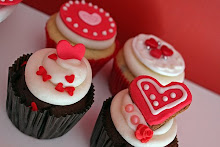 ENAMORATE   :   CUPCAKES DE SAN VALENTIN