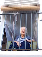 LA Sra. MARIA DE CAL SOCS, DIMECRES 28 DE GENER VA FER 100 ANYS, MOLTES FELICITATS.