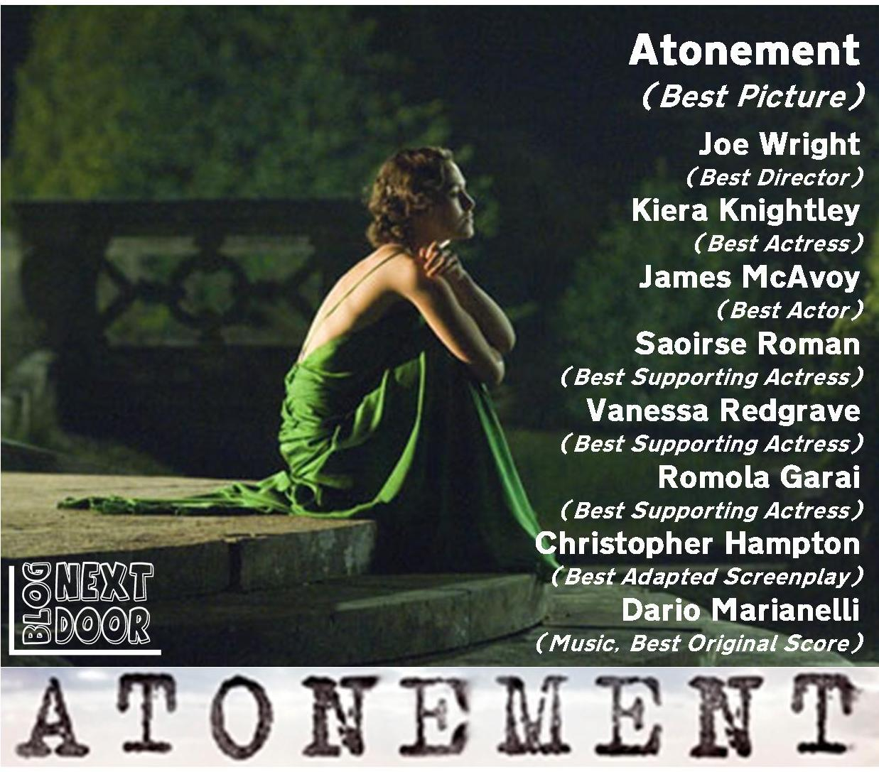 FYC%252BAtonement ... and read short stories to 150 or 200 people, with those in attendance ...