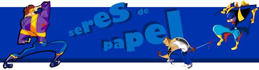 Seres de papel