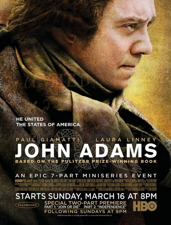 john adams movie Watch john adams online: watch full length episodes, video clips, highlights and more.