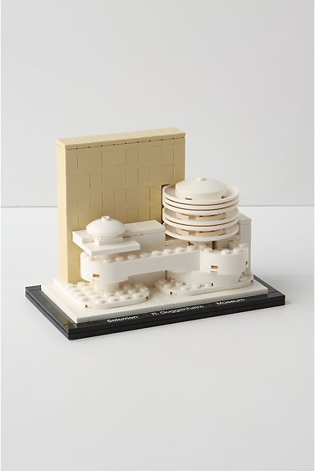 Frank Lloyd Wright Lego Sets
