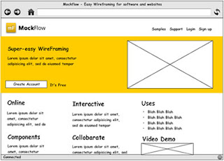 Website-Wireframe
