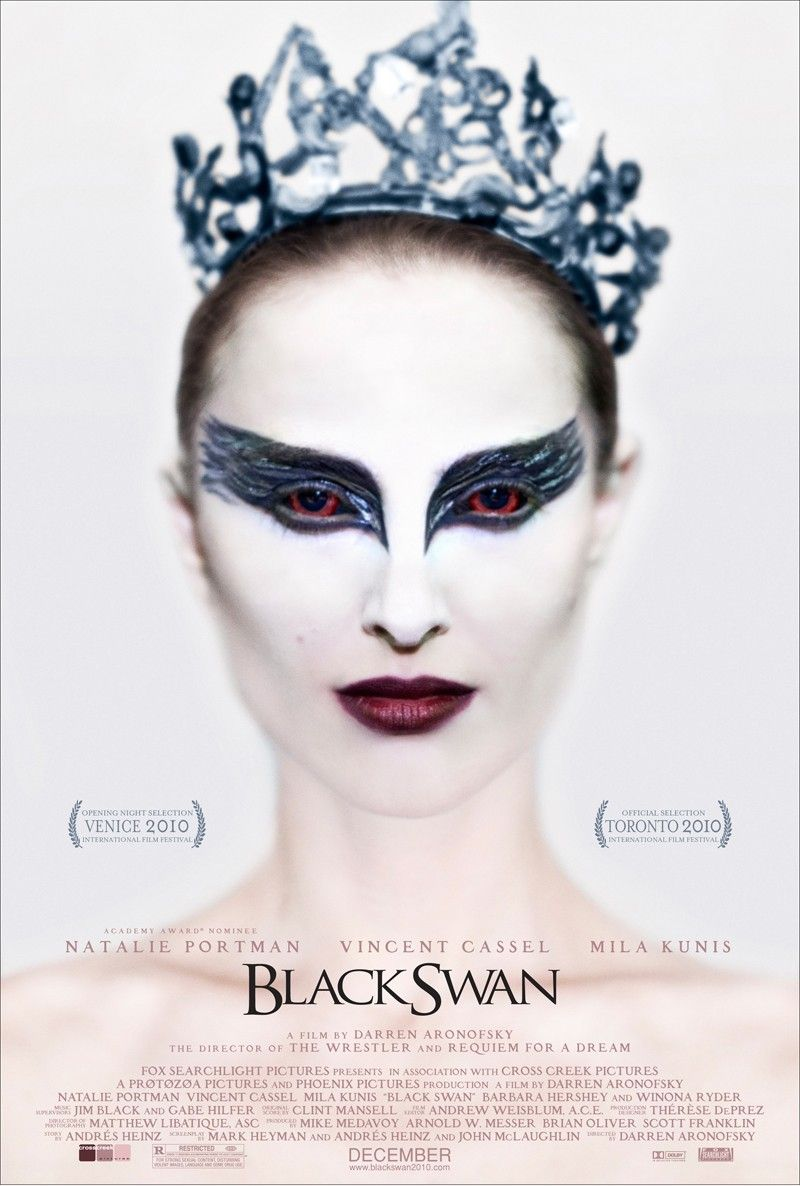 Black Swan (2010) Watch Online 275MB English BRRip 480p ESubs