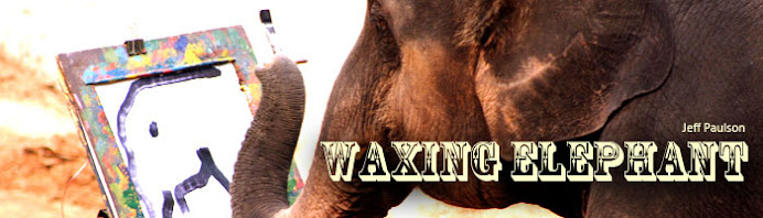 Waxing Elephant
