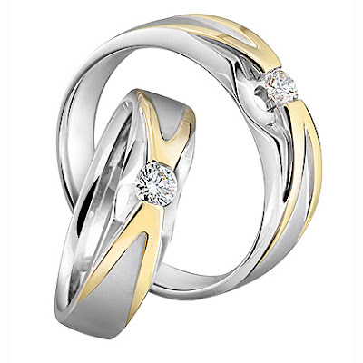 Trendy Wedding Ring 2010/2011