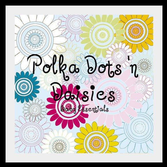 Polka Dots 'n Daisies